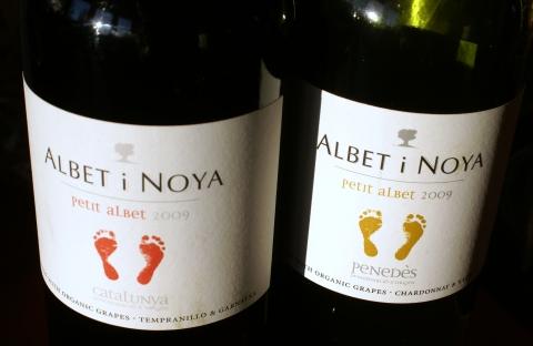 Albet i Noya Petit Albet Blanc + Negre
