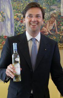 Arno Wimpffen z winiarni Patrícius