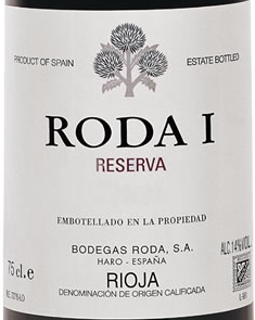 Roda Rioja Reserva I