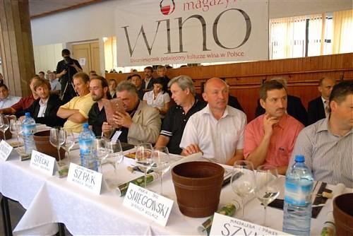 III Konwent Polskich Winiarzy, Jasło 2008. © Mariusz Kapczyński, Vinisfera.pl
