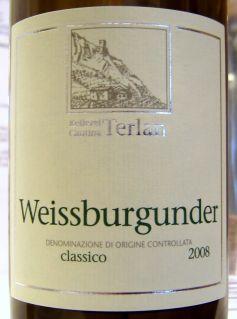 CP Terlano Pinot Bianco 2008