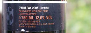 Dveri-Pax Eisenthür 2005