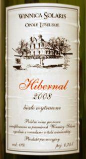 Winnica Solaris Hibernal 2008