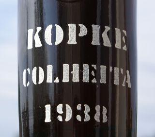 Kopke Colheita 1938 (1)