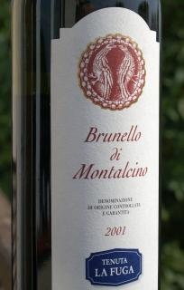 Folonari La Fuga Brunello 2001