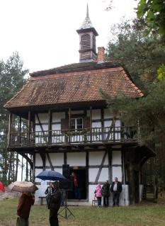 Wieża winiarska z Budachowa (XVIII w.)