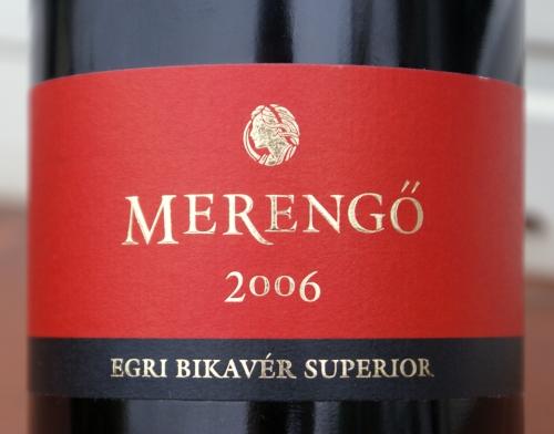 St Andrea Egri Bikavér Merengó 2006 (1)