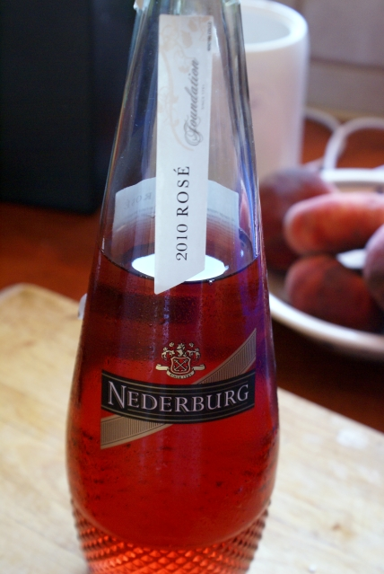 Nederburg Rose 2010
