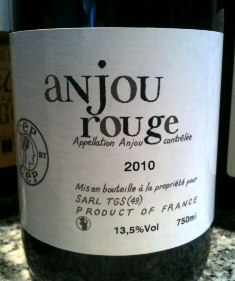 Thierry Germain Anjou Rouge 2008