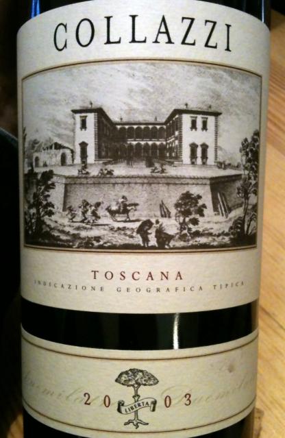 Frescobaldi Collazzi Toscana 2003