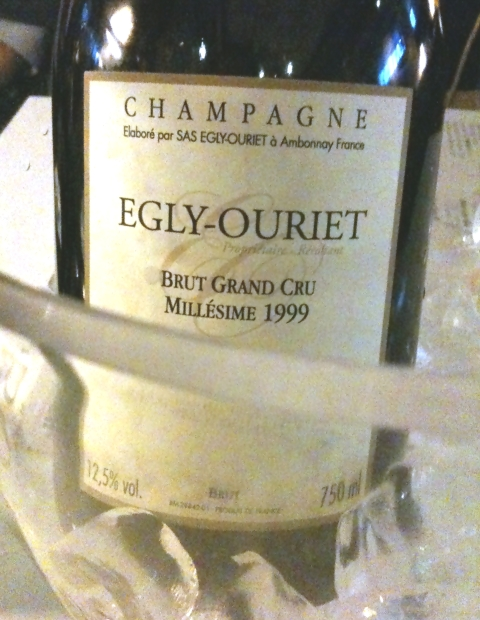 Égly-Ouriet Champagne Brut 1999