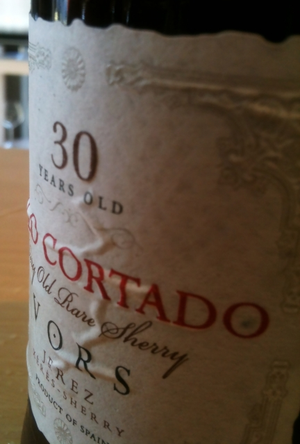 Lustau Sherry Palo Cortado VORS 30 Years Old