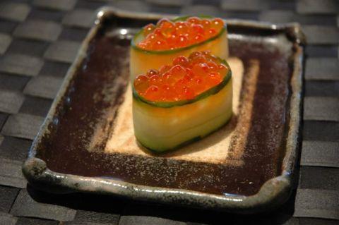 Mystery Warsaw restaurant sushi