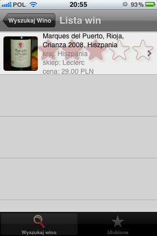 Do Trzech Dych aplikacja iPhone wina z Leclerka