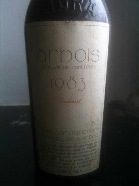 Domaine Rolet Père & Fils Arbois Poulsard 1983